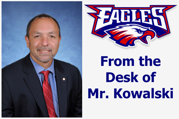 From the desk of Mark Kowalski