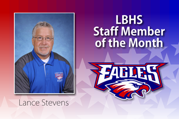 Liberty-Benton High School Staff Member of the Month for November