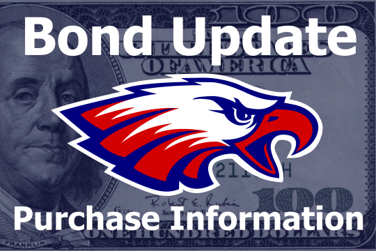 Bond Sale Update