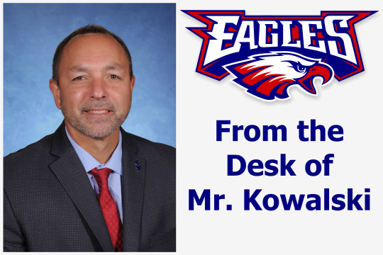 From the desk of Mr. Kowalski