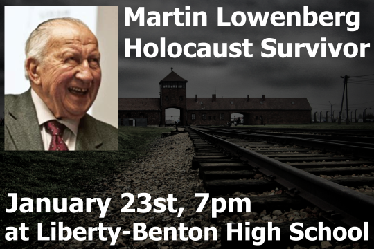 Holocaust Survivor Presentation