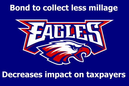 Liberty-Benton School District Bond To Collect Less Millage, Decreases Impact On Taxpayers