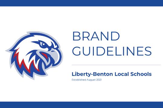 Liberty-Benton Brand Guidelines