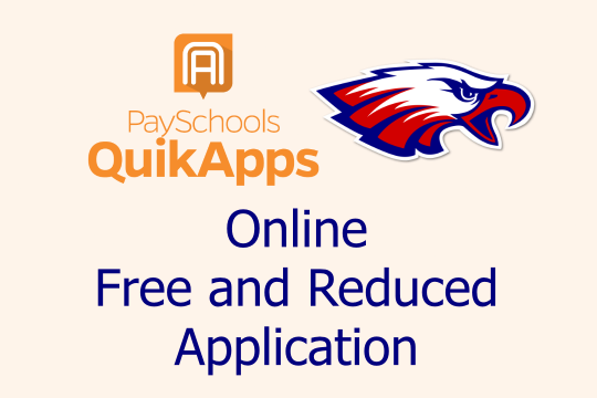 Online Free and Reduced Application
