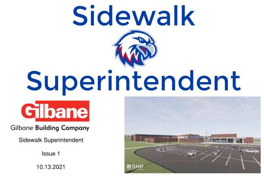 Sidewalk Superintendent Issue 1