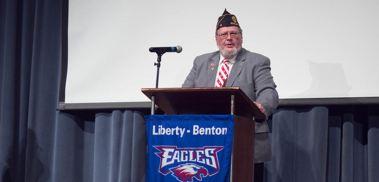 Veterans Day 2018 HS