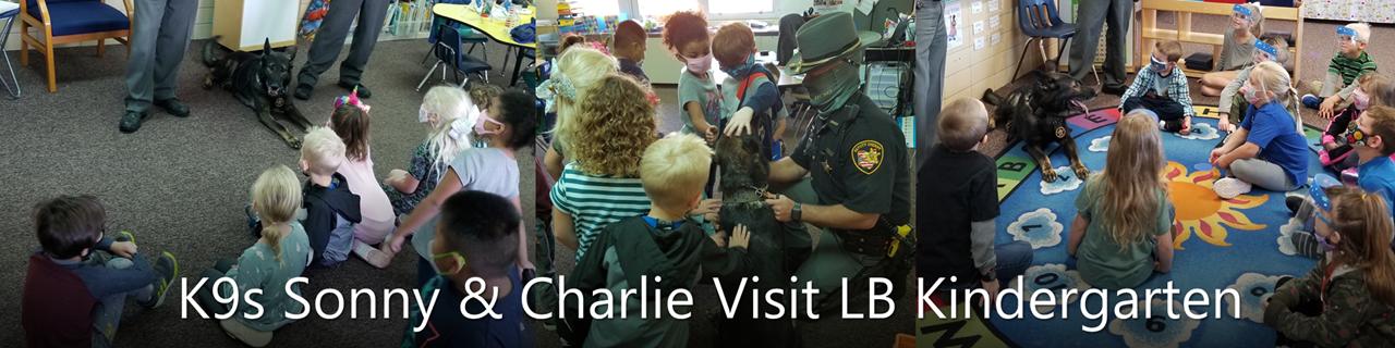 K9 Unit Visits LB Kindergarten