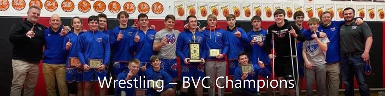 Wrestling BVC Champions